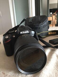 Nikon D3200 selling