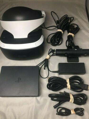 Sony Playstation VR Headset - CUHZR2