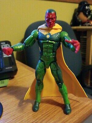 Marvel Legends Vision Avengers Hulkbuster BAF Wave Loose Complete
