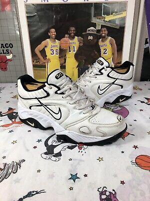 Vintage 2004 Nike Trainers Sz 10 Dad Shoe 90s Retro