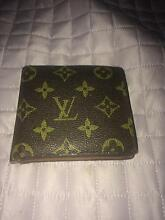 Louis Vuitton Wallet Minto Campbelltown Area Preview
