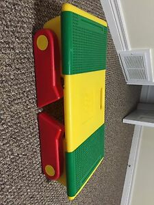 Lego Storage and Play Bin