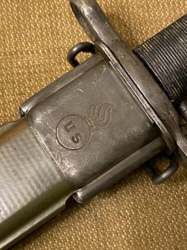 Scarce Norwegian M1 Garand Bayonet