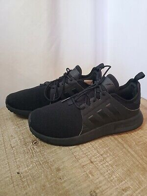 🔥 Mens adidas Xplorer Core Black Shoes Sz 6 Mens 8 Womens Cross Trainer Support