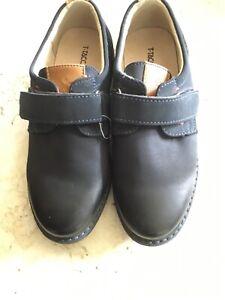 Italian leather kids shoes
