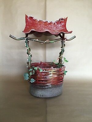 Wishing Well Planter - For Plants, Small Trees, Home Decoration, Well Planter - Wishing Plant