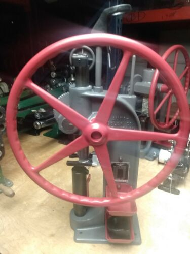 Autosoler Heel Wheel.  Shoe repair machine, shoe making, cobbler equipment