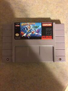 Mega Man X SNES Game