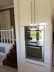 Whirlpool wall oven and Whirlpool wall microwave Copacabana Gosford Area Preview