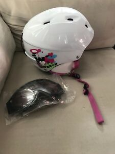 Youth Helmet - Snowboarding or Skiing