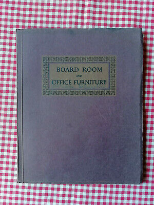 Used, DESIGN - catalogue Maple & Co - Board room and office furniture Victorian style for sale  Shipping to Nigeria