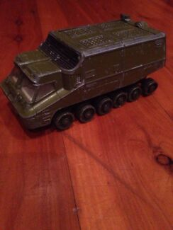 DINKY Toys Army Truck Merrylands Parramatta Area Preview