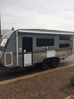 2012 Crusader Family Caravan Melrose Park Mitcham Area Preview
