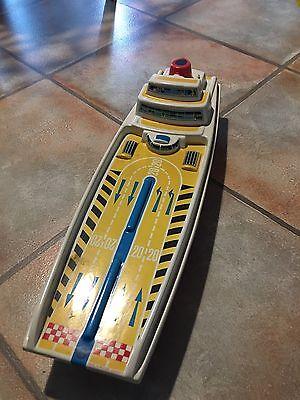 Altes Blechspielzeug! Boot Flugzeugträger? Göso