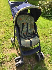 Graco easy to fold comfortable stroller