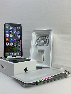 Apple iPhone XS Max A1921 512GB Space Gray! CDMA+GSM Unlocked device!