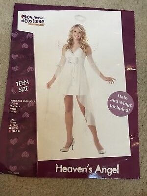 California Costumes Heavenly Angel Adult Costume - Teen size 11-13