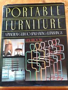 portable furniture : a practical guide to space-saving furnishing Allenby Gardens Charles Sturt Area Preview