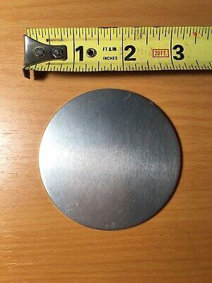 3 Diameter 5pcs Aluminum Plate Round Circle Disc .090