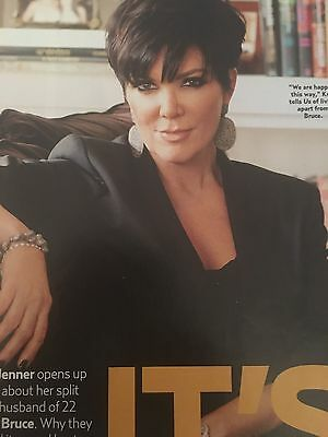 Kris Jenner  Clipping Lot  Must See