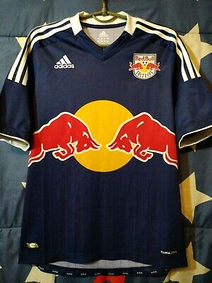 SIZE S Red Bull Salzburg Austria 2012-2013 Home Football Shirt Jersey image