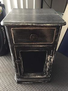Used repaint bedside table Burwood Burwood Area Preview