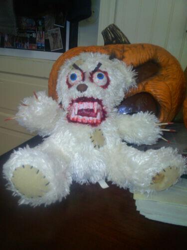 Evil Possessed Teddy Bear Halloween Prop