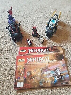 Lego Ninjago Set 70638 Katana V11 Boat Toy with Speed and Attack Modes