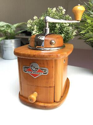 "Vintage KyM ""9490"" Coffee Grinder เครื่องบดกาแฟ Kaffeemühle 커피 분쇄기 コーヒーミル"