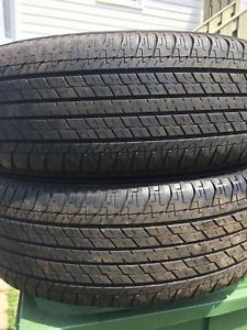 P245/60/20 inch All Season Tires / LOTS OF TREAD