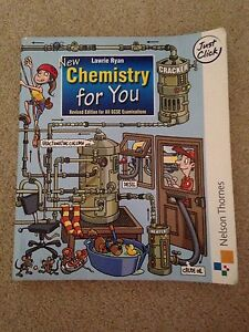 Chemistry textbook New Lambton Heights Newcastle Area Preview