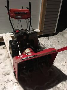 Snowblower / soufleuse