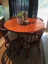 Dinning table & chairs Wetherill Park Fairfield Area Preview