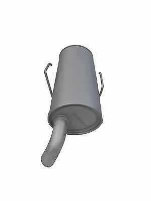 CITROEN SAXO / PEUGEOT 106 1.4 8V 00-04 REAR EXHAUST / BACK BOX SILENCER