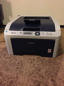 Brother laser colour printer