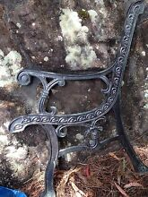 Wrought iron chair ends Hornsby Heights Hornsby Area Preview