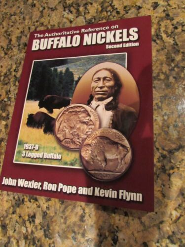 Authoritative Reference on Buffalo Nickels Coin Book 2nd Edition Paperback
