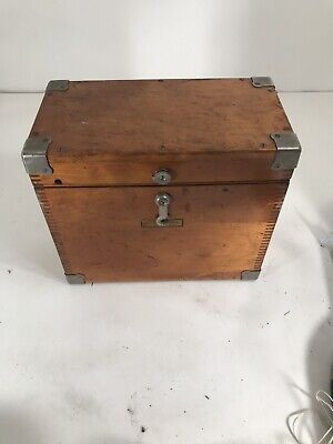 Vintage Electric Box Cable Tester. 20c