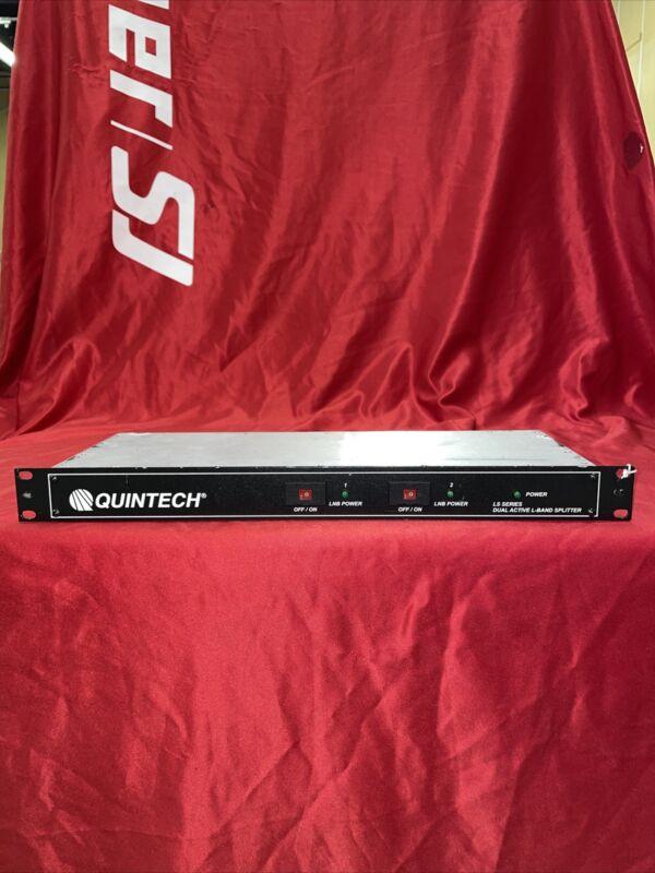 Quintech LS082150A2FVA000 Dual Active L-Band Splitter