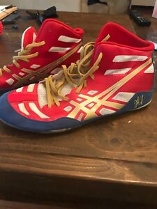 Boxing/wrestling shoes