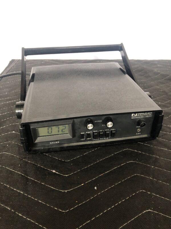 Walker Scientific  Gaussmeter Mg-50