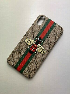 gucci FLY BEE iPhone Case For iPhones XS MAX, X/Xs, 8/7 PLUS/, 8/7 Fashion cover