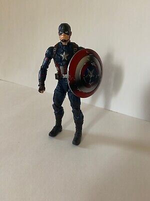 MARVEL LEGENDS Captain America From Civil War 3 Pack