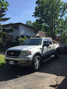 2005 Ford F-150 fully loaded! Make an offer!