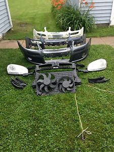 2006-2010 Jetta front end body parts