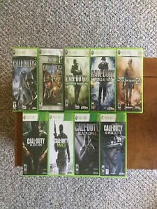CALL OF DUTY game series