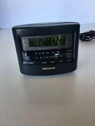 Aiwa Radio Receiver Model No. FR-A47U AM/FM Alarm Clock   152