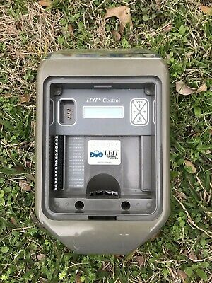 DIG Leit Solar Powered 12 Station Irrigation Controller AS-IS Untested DigCorp