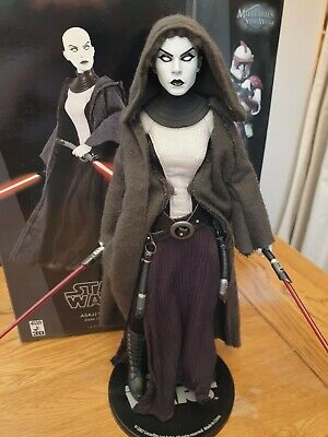 "Star Wars Asajj Ventress Lords of the Sith 1/6 scale 12"" figure SIDESHOW"
