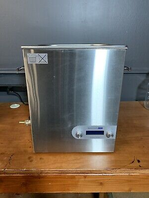 Shield Ultrasonic Cleaner 10l. Barely Used Unit. Heating Digital 25khz.